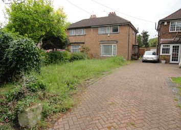Thumbnail 3 bed semi-detached house for sale in Old Ruislip Road, Northolt
