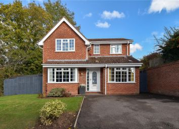 Thumbnail 4 bed detached house for sale in Stonepits Lane Hunt End, Redditch
