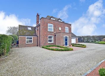 Thumbnail 6 bed detached house for sale in Dover Road, Sandwich, Kent