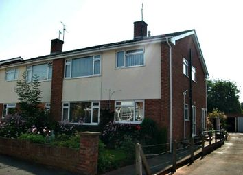 Thumbnail 2 bed flat to rent in Pilley Road, Tupsley, Hereford