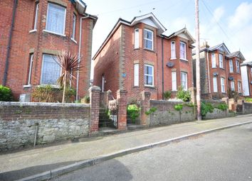 Thumbnail 3 bed semi-detached house to rent in Abingdon Road, Ryde