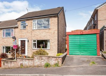 Thumbnail 3 bed semi-detached house for sale in Kilnsey Hill, Hanging Heaton, Batley