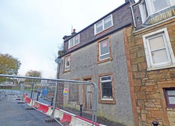 Thumbnail 2 bed maisonette for sale in Bank Street, Kilbirnie