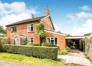 Thumbnail 2 bed property for sale in Breech Moss Lane, Norley, Frodsham