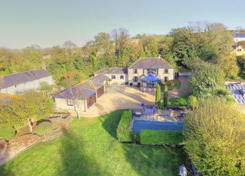 Thumbnail 4 bedroom barn conversion for sale in Wepham, Arundel