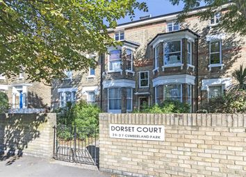 Thumbnail 3 bed flat for sale in Cumberland Park, London