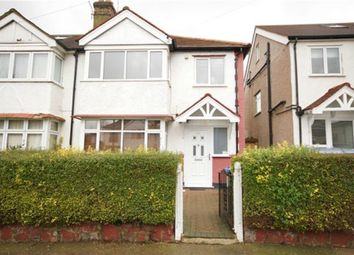Thumbnail 3 bed semi-detached house for sale in Ellesmere Road, London