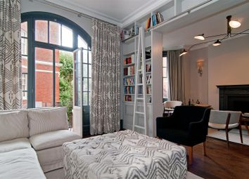 Thumbnail 3 bed flat for sale in Fitzjames Avenue, West Kensington, London
