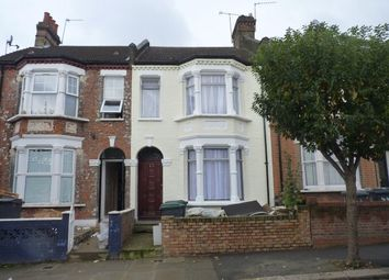 Thumbnail 4 bedroom terraced house to rent in Drayton Road, London