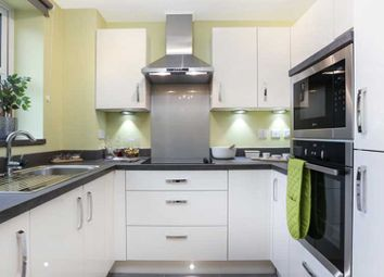 Thumbnail 2 bed flat for sale in Ockford Road, Godalming