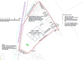 Thumbnail Land for sale in Site At Palaceknowe, Moffat DG109Ph