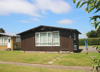 Thumbnail 2 bed property for sale in Tower Chalet Park, Harepath Hill, Seaton