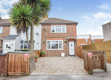 Waverley Crescent, Romford RM3. 3 bed end terrace house for sale