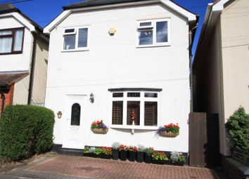Thumbnail 4 bed detached house for sale in Lloyd Street, Cannock