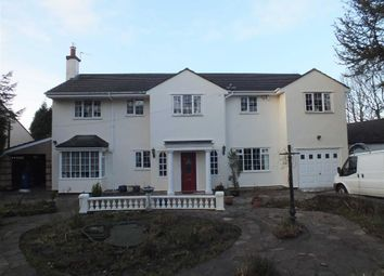 Thumbnail 4 bed detached house to rent in Mottram Old Road, Stalybridge
