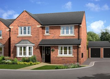 "Thumbnail 4 bed detached house for sale in ""The Riplingham"" at Holly Drive, Hessle"