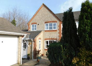 Thumbnail 3 bed end terrace house for sale in Cabell Court, Frome