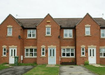 Thumbnail 3 bed terraced house for sale in Coral Crescent, Warsop, Mansfield