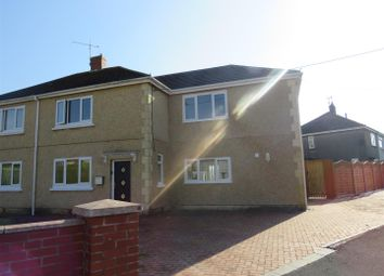 Thumbnail 4 bed semi-detached house to rent in Heol Vaughan, Burry Port