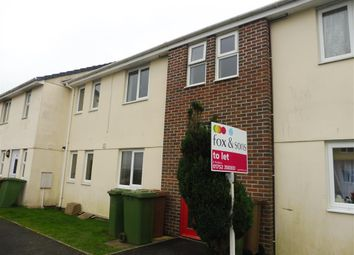 Thumbnail 2 bedroom flat to rent in Beaufort Close, St Budeaux, Plymouth