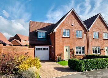 4 bed semi-detached house for sale in John Ruskin Road, Tadpole Garden Village, Swindon SN25