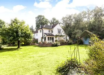 Thumbnail 3 bed semi-detached house for sale in Cobbett Hill Road, Normandy, Guildford, Surrey