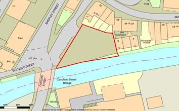 Thumbnail Commercial property for sale in Car Park At Water Street, Stalybridge, Greater Manchester