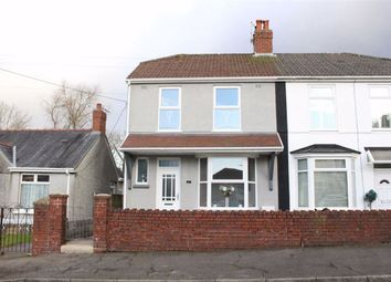 Thumbnail 3 bed semi-detached house for sale in Danybryn Road, Gorseinon, Swansea