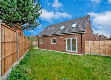 Thumbnail 4 bed detached bungalow for sale in Birchover Road, Walsall
