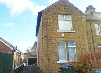 Thumbnail 2 bed semi-detached house for sale in De Trafford Street, Huddersfield, West Yorkshire
