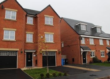 Thumbnail 4 bed terraced house for sale in Woodhouses Avenue, Audenshaw, Manchester