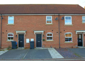 Thumbnail 2 bedroom terraced house for sale in St. Marys Approach, Hambleton, Selby