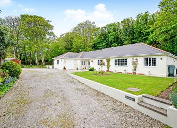 Thumbnail 4 bedroom detached bungalow for sale in Perrancoombe, Perranporth