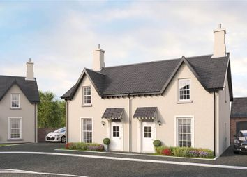 Thumbnail 3 bed semi-detached house for sale in 23, Temple Hall, Templepatrick