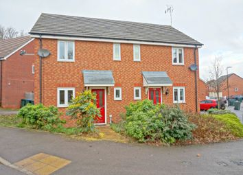 Thumbnail 2 bed semi-detached house for sale in Summerhill Lane, Coventry