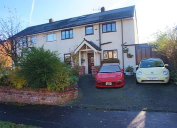 Thumbnail 3 bed semi-detached house for sale in Bridge Lane, Appleton, Warrington