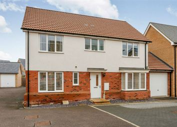Thumbnail 4 bed detached house for sale in Loves Farm, St Neots, Cambridgeshire