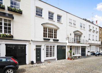 Thumbnail 4 bed mews house to rent in Eaton Mews South, Belgravia
