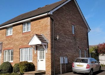 Thumbnail 2 bed semi-detached house to rent in Deeble Drive, St. Blazey, Par
