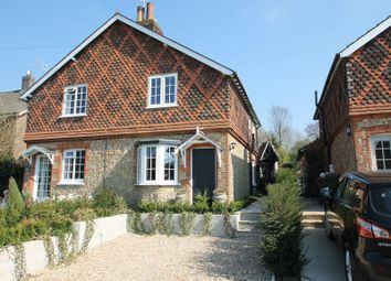 Thumbnail 3 bedroom semi-detached house for sale in Queen Street, Gomshall, Guildford