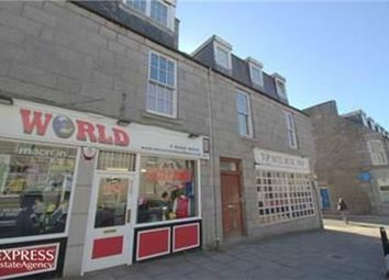 Thumbnail 2 bed flat for sale in Crown Street, Aberdeen