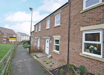 Thumbnail 3 bed terraced house to rent in Superb Modern House, Silure View, Usk