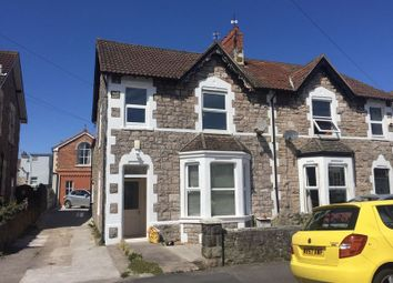 Thumbnail 4 bed semi-detached house to rent in Swiss Road, Weston-Super-Mare