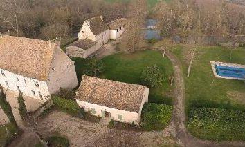 Thumbnail 14 bed property for sale in Lalandusse, Lot Et Garonne, France