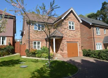 Thumbnail 4 bed detached house for sale in Amersham Road, Hazlemere, High Wycombe