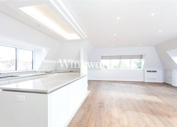 Thumbnail 2 bed flat to rent in White Lodge, The Vale, London