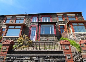 Thumbnail 3 bed terraced house for sale in Turberville Road, Mount Pleasant, Porth, Rhondda Cynon Taff