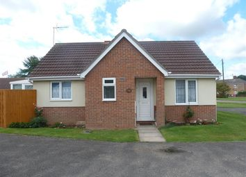Thumbnail 2 bed bungalow to rent in New Drove, Wisbech