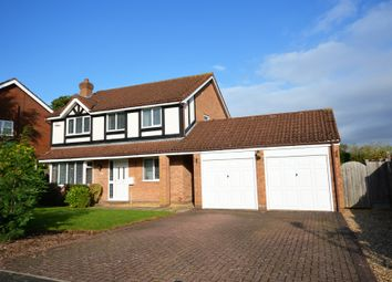 Thumbnail 4 bed detached house for sale in Whitford Drive, Shirley, Solihull
