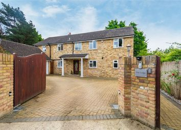 Thumbnail 5 bed detached house for sale in Rectory Close, Farnham Royal, Slough